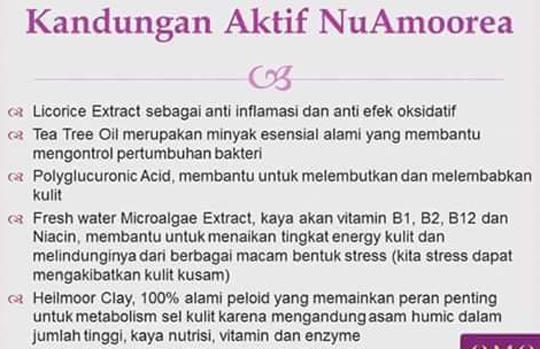 kandungan aktif nu amoorea stemcell