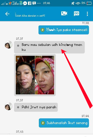 Testimoni nu amoorea beauty plus bar