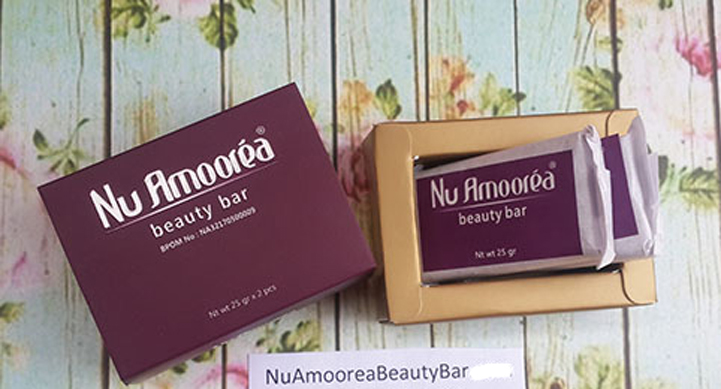 Jual nu amoorea beauty bar