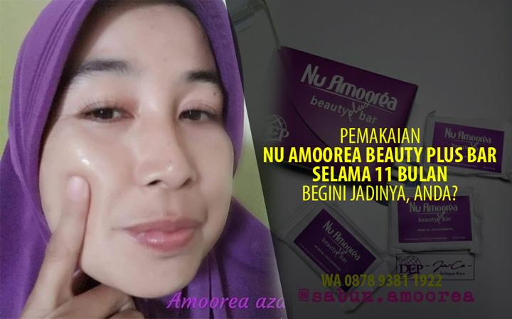 sabun muka untuk flek hitam nu amoorea